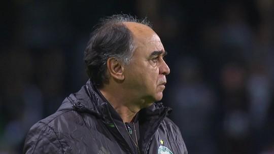 """Rizek vê erro de Marcelo Oliveira ao assumir o Coritiba: """"Pegou uma roubada"""""""