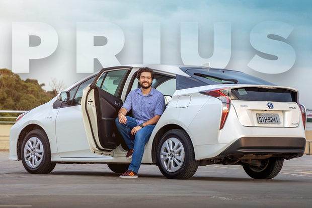 Vídeo: Toyota Prius - está na hora de ter um carro híbrido no Brasil? (Foto: Autoesporte)