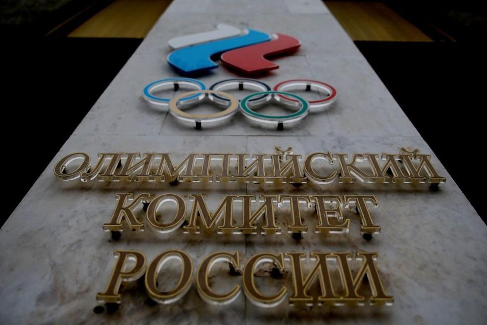 Rússia está suspensa de torneios desde 2015 — Foto: Sefa Karacan/Anadolu Agency/Getty Images