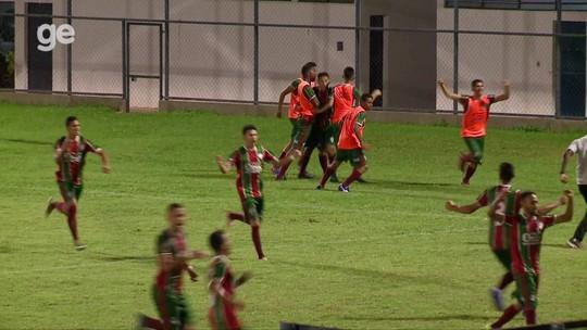 De olho na Copinha 2020, River-PI vence o Fluminense-PI em amistoso no Albertão