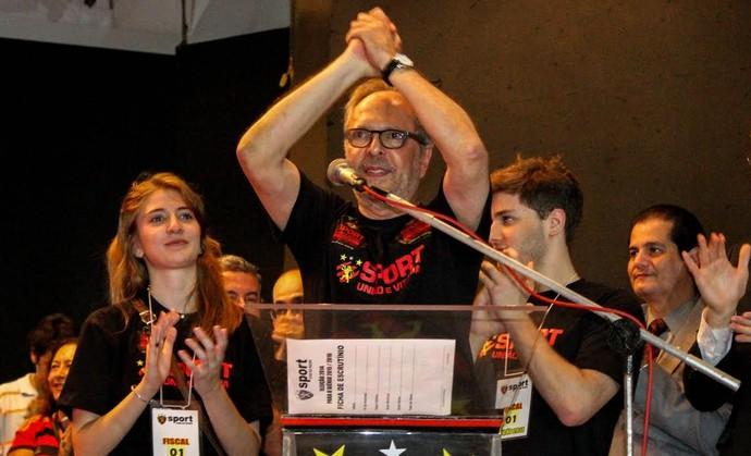 Martorelli eleições do Sport (Foto: Aldo Carneiro/Pernambuco Press)