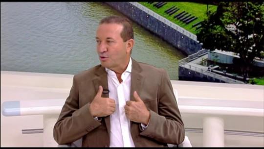Márcio Miranda promete equiparar o soldo dos PMs ao salário mínimo em entrevista ao JL2