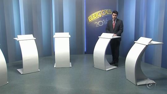 Candidatos a prefeito de Rio Preto participam de debate na TV TEM