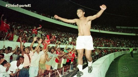 Na torcida pelo bi: campeões da Copa do Brasil de 92 com o Inter contam bastidores do gol do título