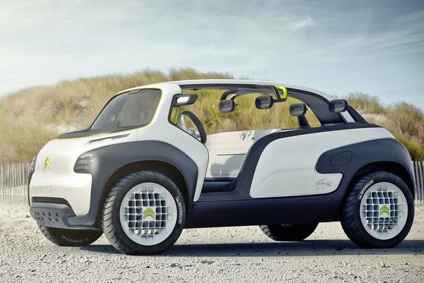 Citroën Lacoste (Foto: Reprodução/Citroën)