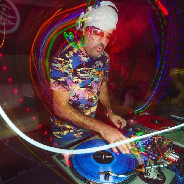 DJ HUM (Foto: Reprodução/Instagram)