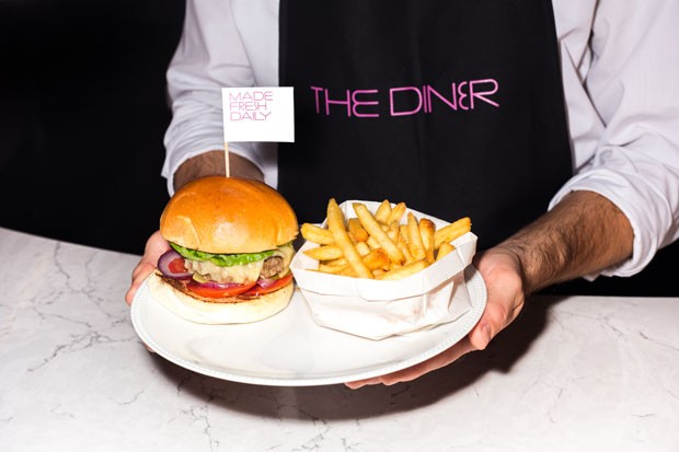 The Diner David Rockwell_5 (Foto: Michele de Candia / divulgação)