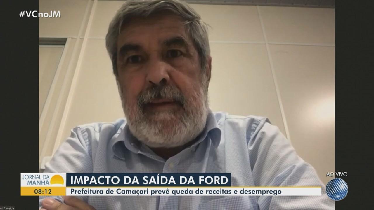 Secretário de administração de Camaçari detalha os impactos causados pela saída da Ford