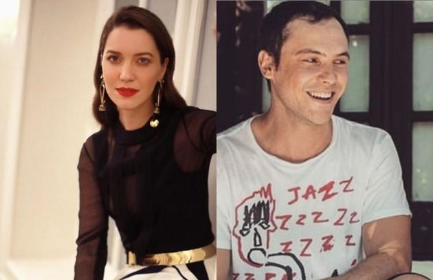 Sergio Guizé e Nathalia Dill, que terminaram um namoro de dois anos em 2017, trabalham juntos em 'A dona do pedaço'. O personagem dele, Chiclete, é namorado da irmã de Fabiana (Dill), Vivi (Paolla Oliveira) (Foto: Reprodução/ Instagram)