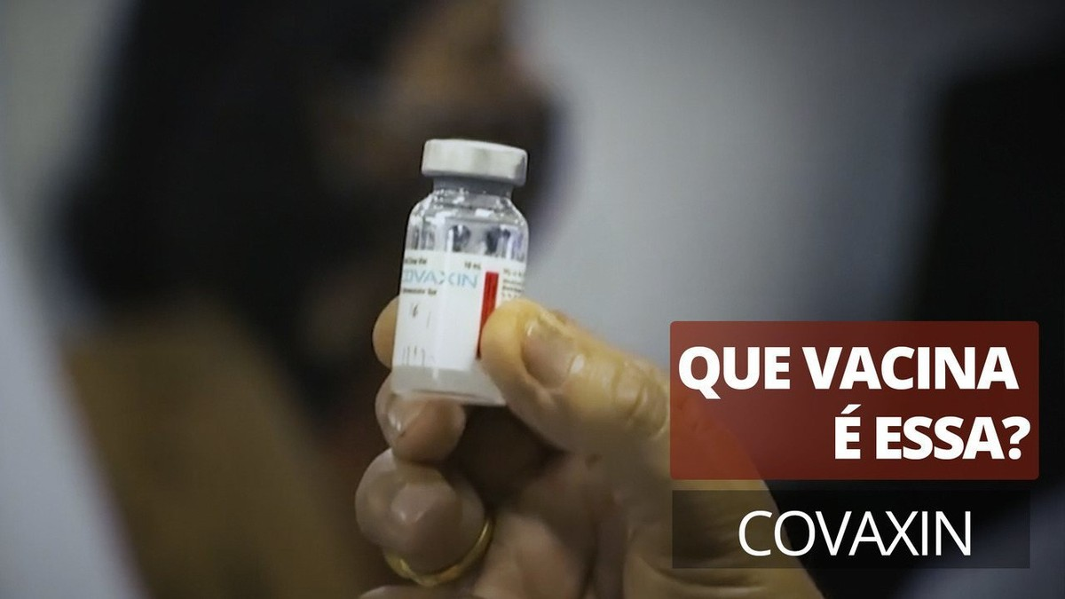 Ministério diz ter assinado acordo para compra de 20 milhões de doses da Covaxin