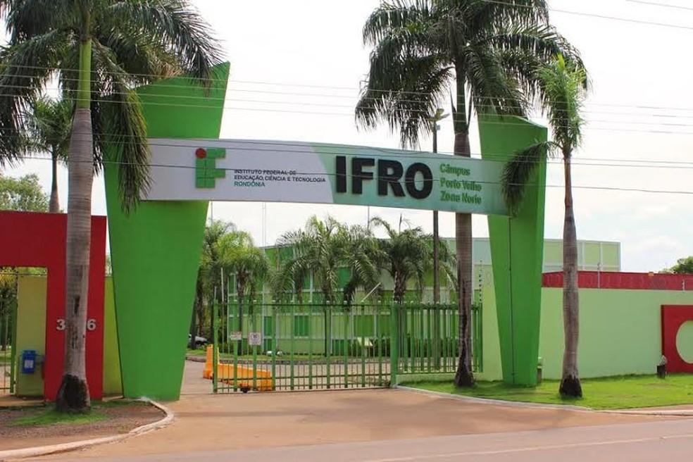 -  Curso de pós-graduação é oferecido pelo Campus Zona Norte de Porto Velho  Foto: Divulgação/Ifro
