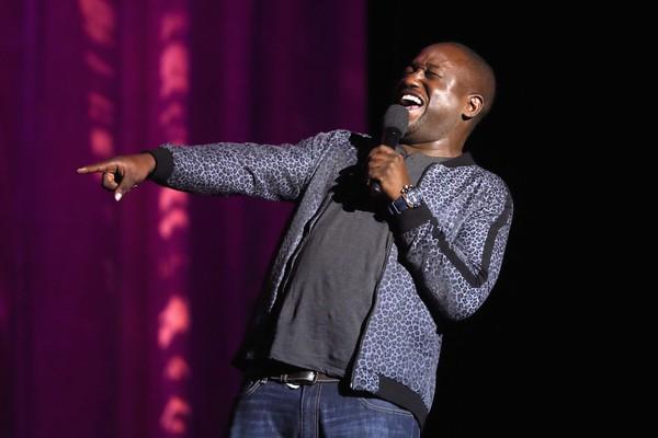 O ator e comediante Hannibal Buress (Foto: Getty Images)