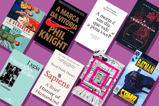 Os livros que você precisa ler em 2019 (Foto: Leandro Bicudo / Arte GQ)
