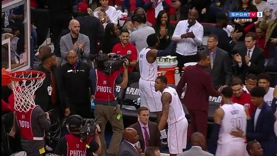 Melhores momentos: Washington Wizards 122 x 103 Toronto Raptors pela NBA