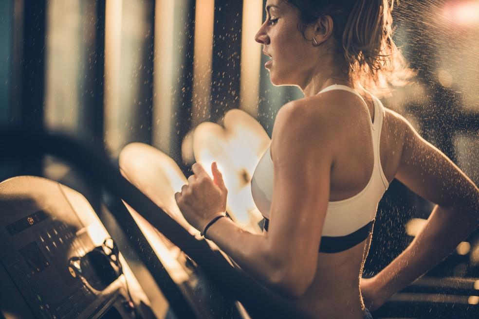 72% das mulheres relataram não receber educação sobre o exercício e seu ciclo menstrual — Foto: iStock Getty Images