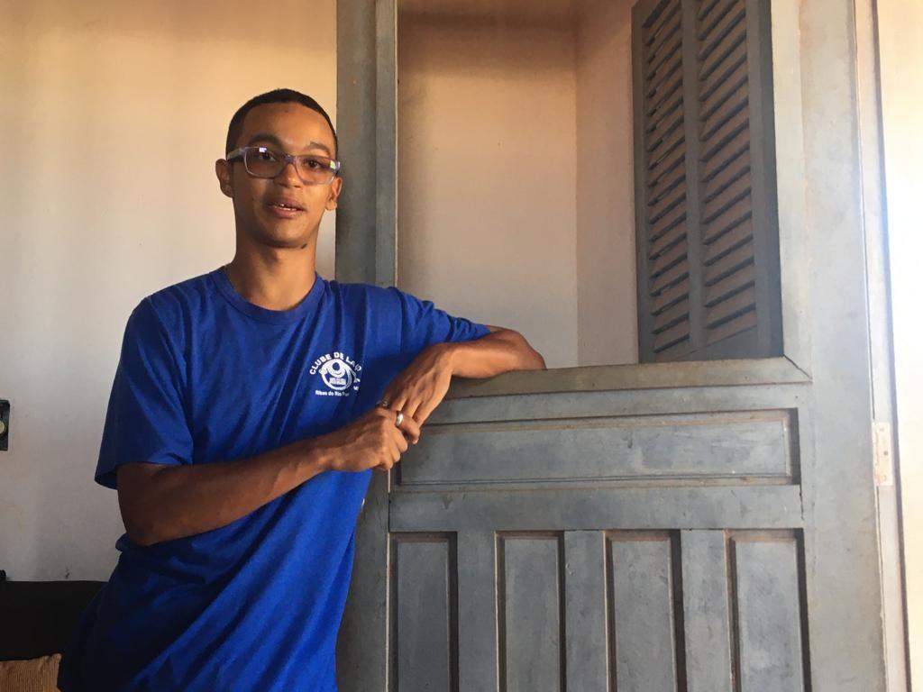 'Cinema pra mim é aprendizado', diz aluno de oficina da Mostra de Gostoso que ganhou prêmio internacional - Notícias - Plantão Diário