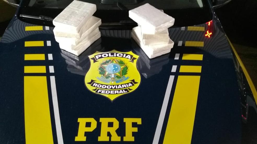 Resultado de imagem para PRF cocaina