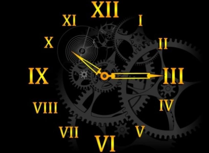 cbe9534e6 Proteção de Tela: Clock Mechanism | Download | TechTudo