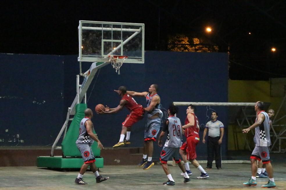 Itacor x Turma Piauiense de basquete 2016 (Foto: Renan Morais)