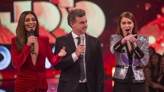 Marina Ruy Barbosa revela desejo do marido: 'Pelo Xandinho, eu já estaria grávida de trigêmeos'