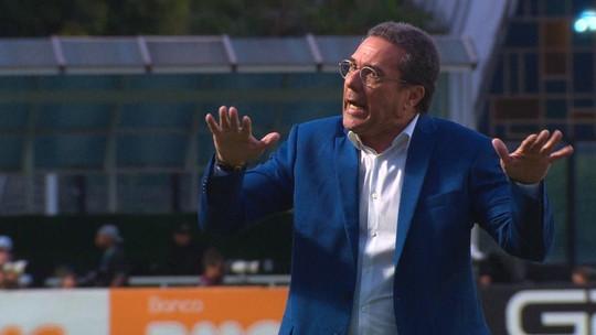 Após conversa com Daronco,  Luxemburgo pede à torcida do Vasco que pare com gritos homofóbicos