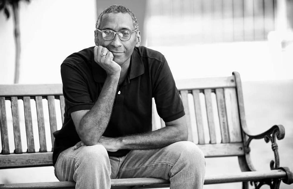 Poeta Ronald Augusto fará oficina de poesia em Limeira — Foto: Arquivo Pessoal