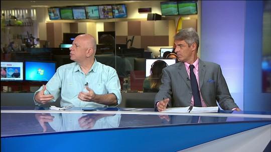 """Jornalista vê Santos """"muito bagunçado"""" e confessa: """"Fiquei assustado"""""""
