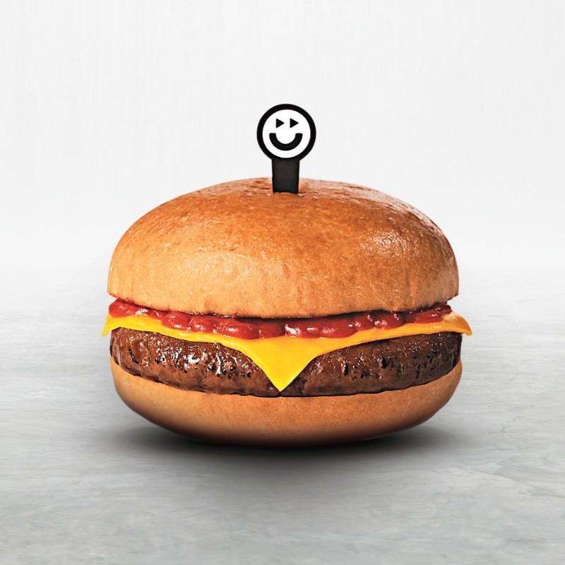 Conheça o primeiro hambúrguer de carne não animal do Brasil (Foto: Kenny Hsu)