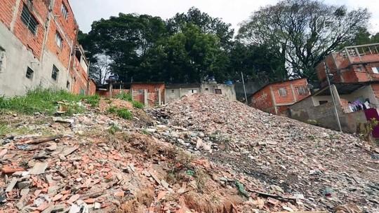 Comunidade da Zona Oeste de SP quer transformar 'lixão' em parque