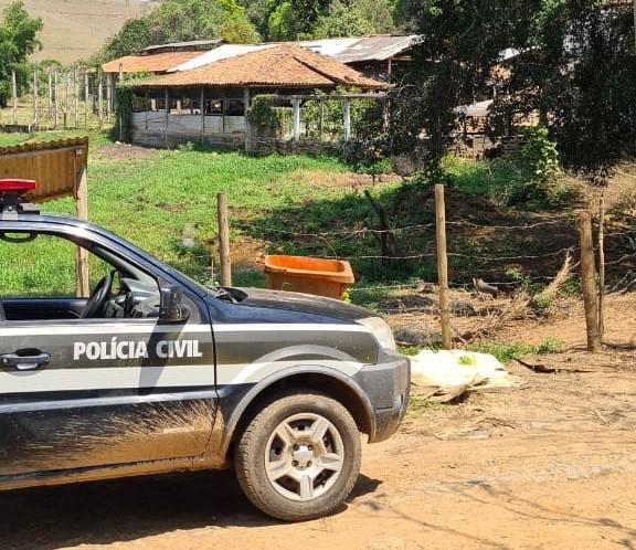 Polícia Civil e IMA realizam novas diligências em abatedouro clandestino em Guarani