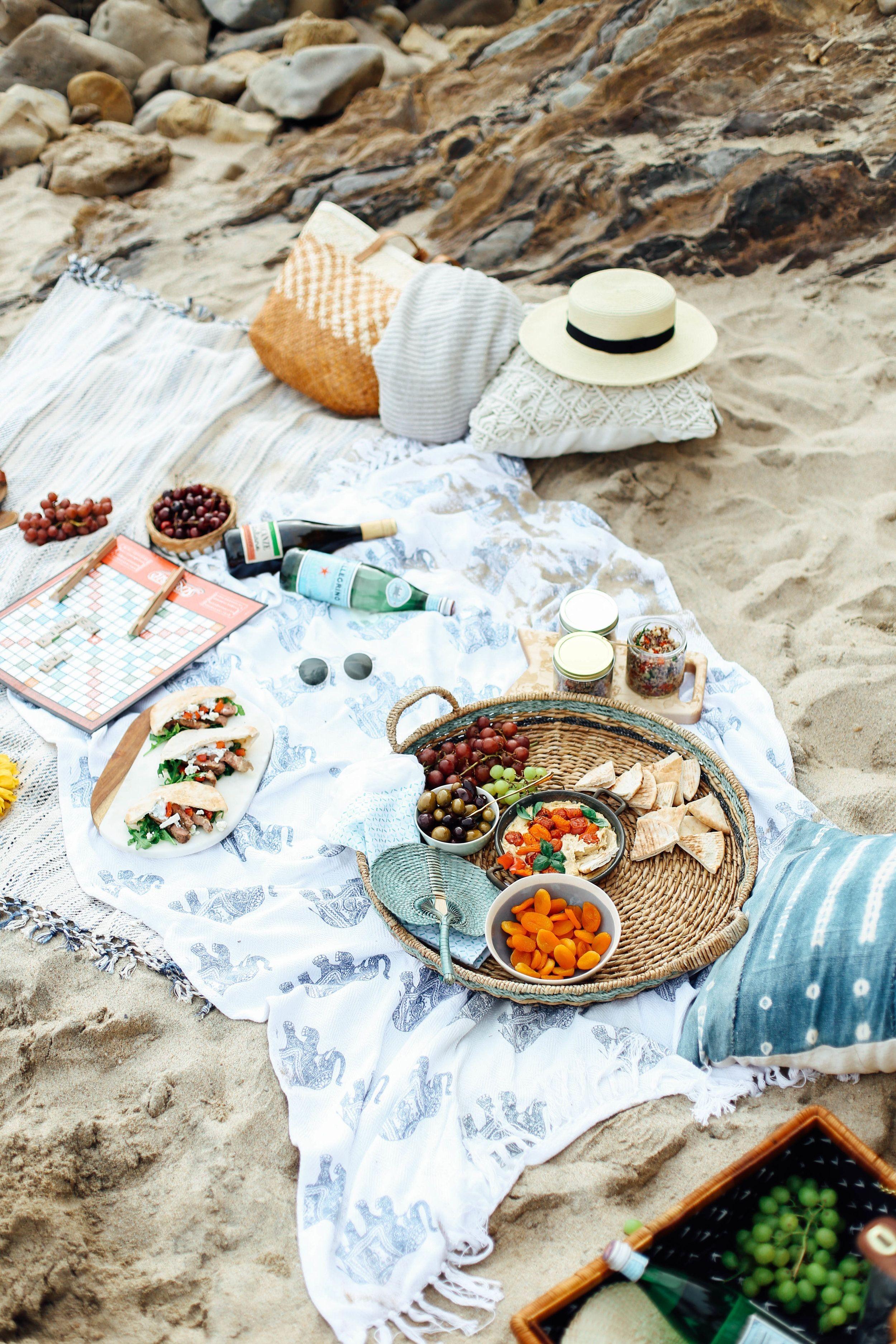 12 ideias para fazer um piquenique (Foto: reprodução / Pinterest)