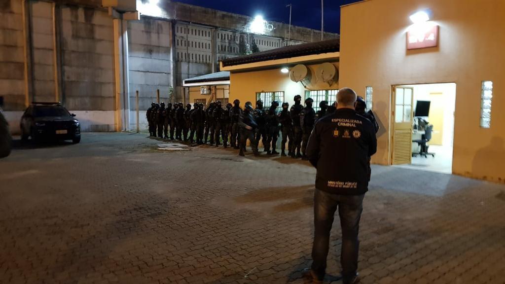 Suspeitos são presos em operação do MP contra tráfico de armas e drogas no RS