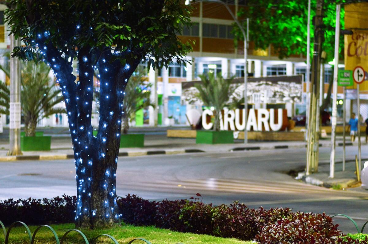 Divulgada programação de Natal em Caruaru