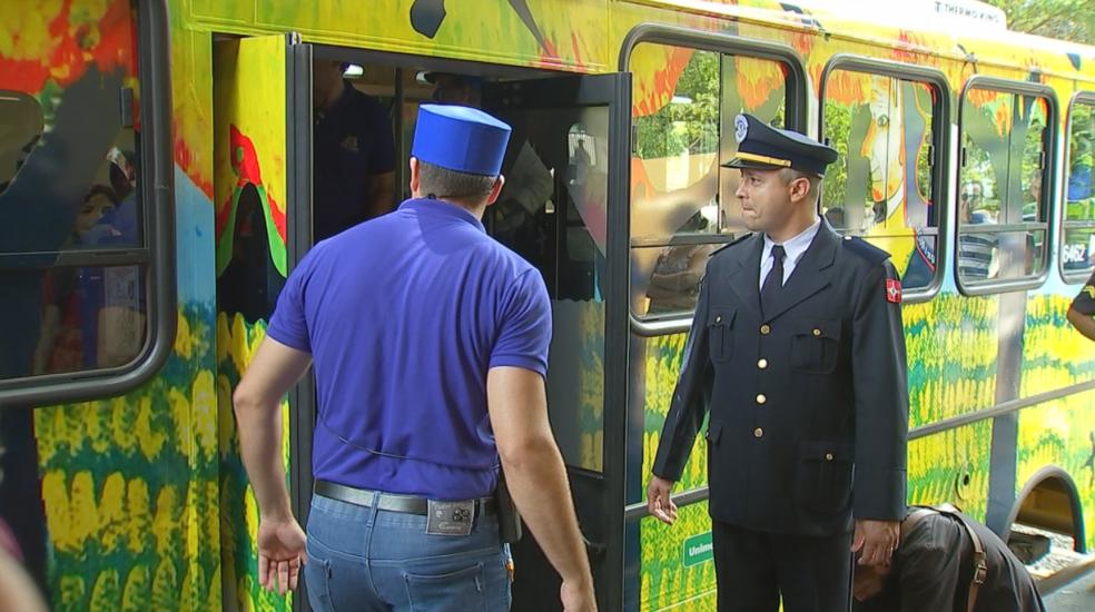 Trem Caipira promete movimentar turismo e economia da região de Rio Preto (Foto: Reprodução/TV TEM)