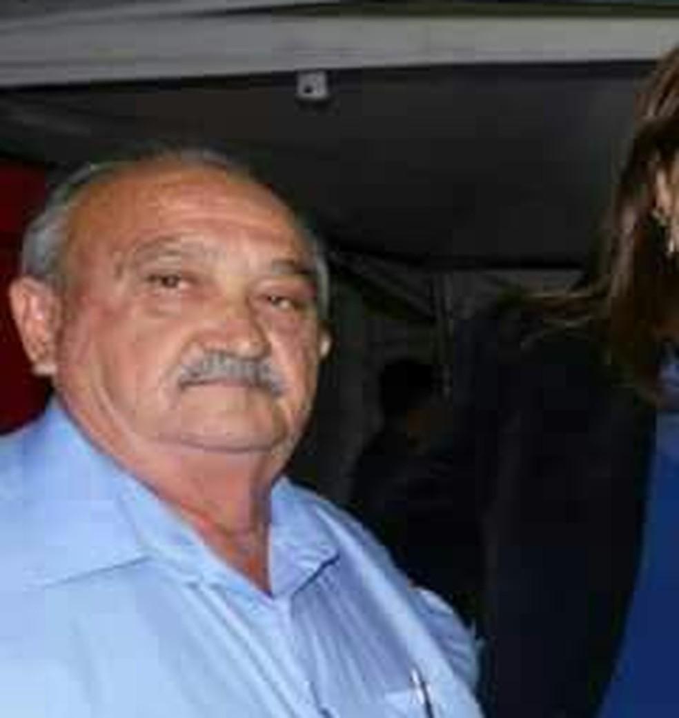 O ex-vereador da cidade de Parnamirim morreu na noite desta terça-feira (22) (Foto: Câmara de Vereadores de Parnamirim)
