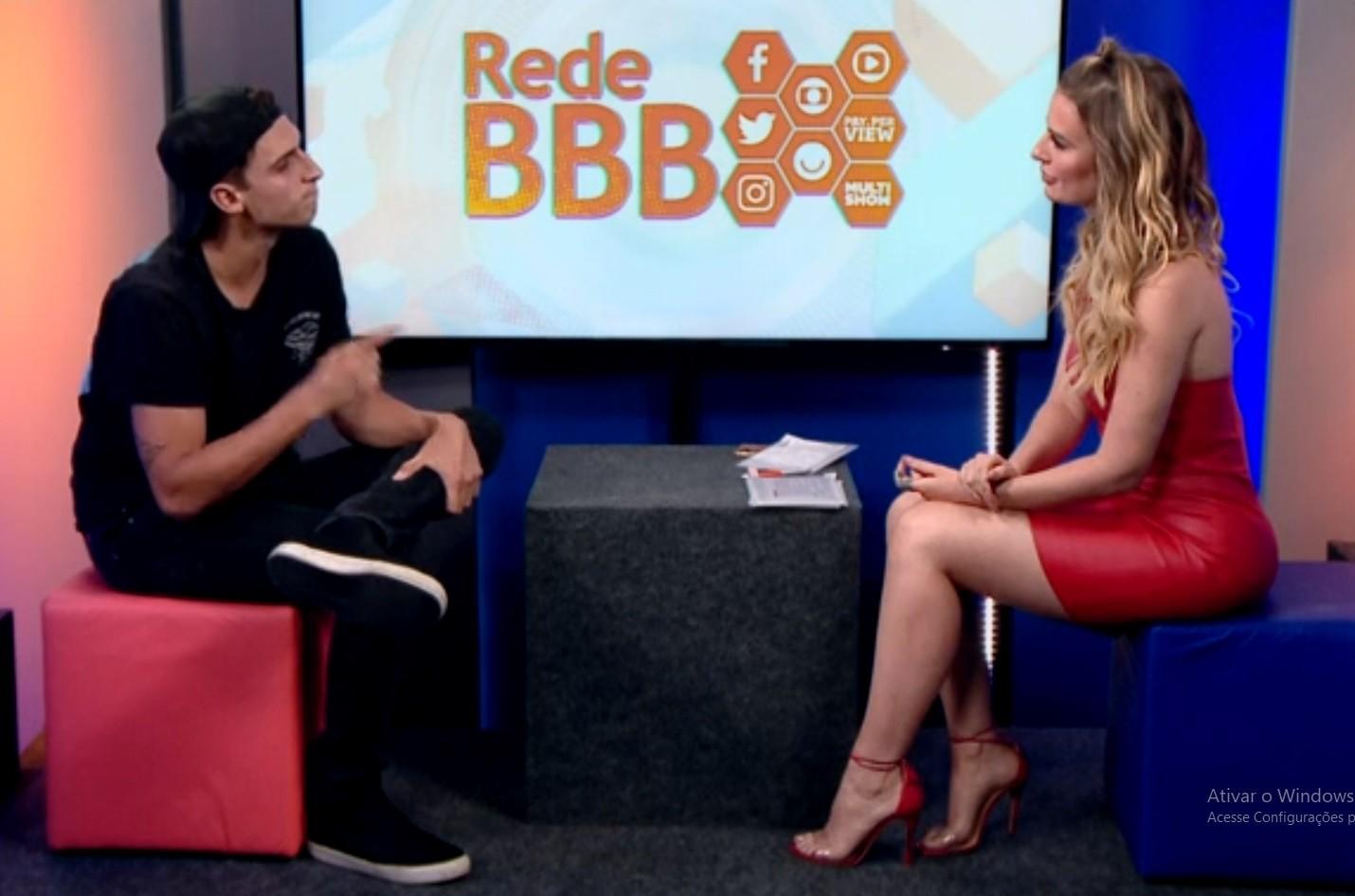 Felipe Prior comenta eliminação do 'BBB20': 'nesse paredão eu estava muito confiante'
