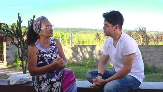 'Rota' conhece a maior parteira do Brasil, em São Gonçalo do Amarante