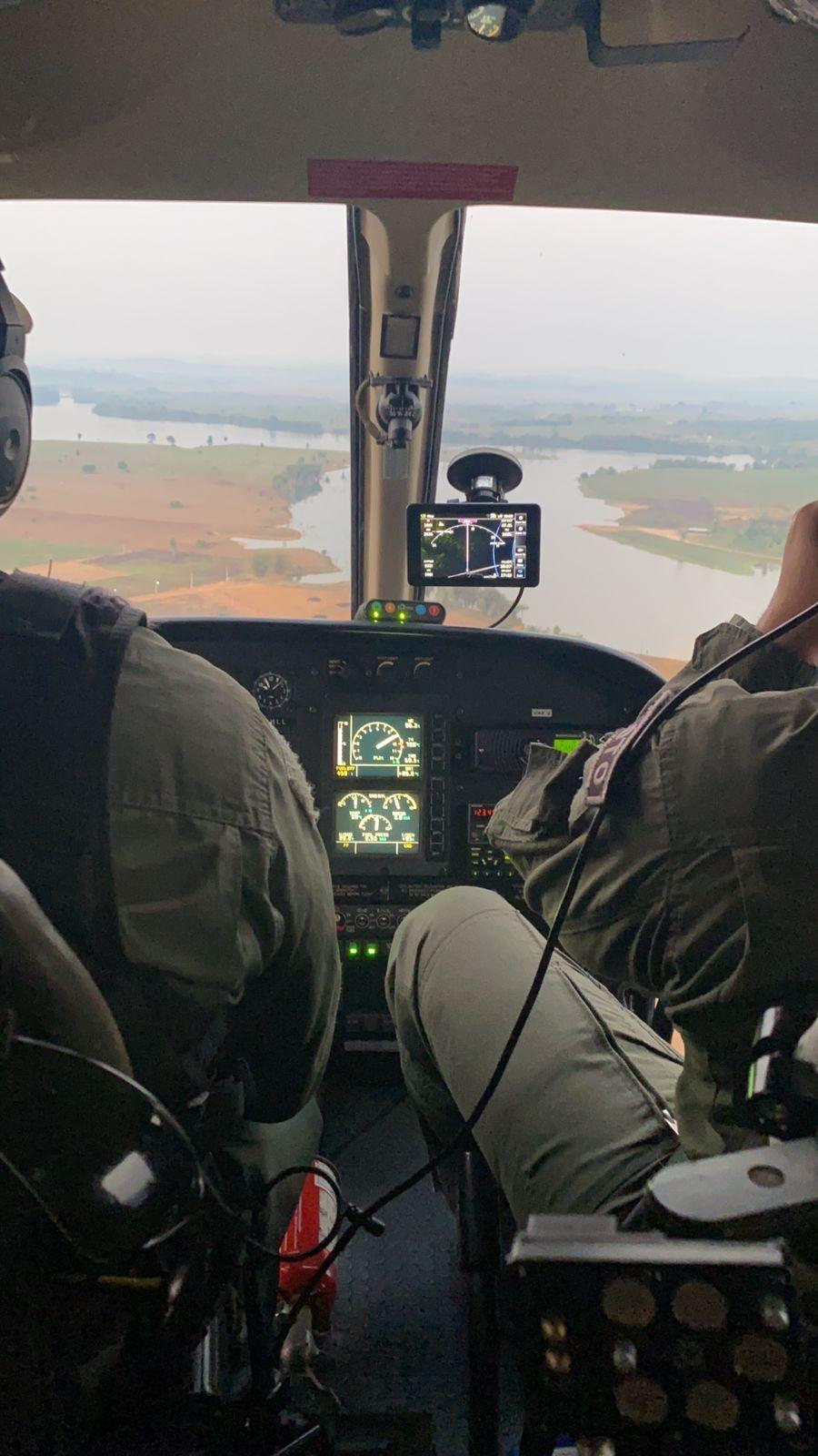 Polícias fazem operação para combater conflitos agrários em Rondônia