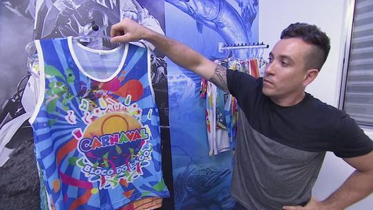 Fábrica de abadás vira destaque do carnaval em todo o Brasil