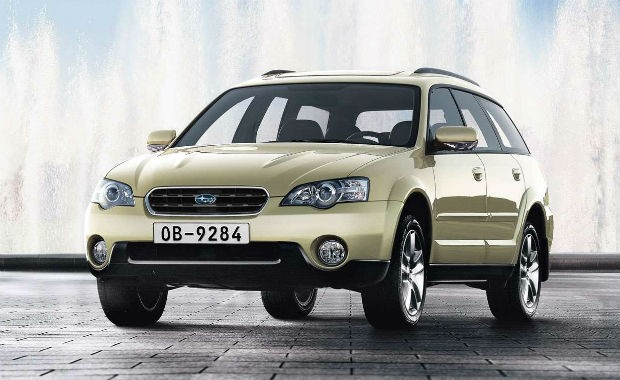 Subaru Outback 2004 (Foto: Divulgação)