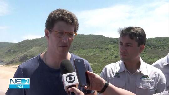 Autorização para voos noturnos não significa ampliação de turistas, diz administrador de Fernando de Noronha