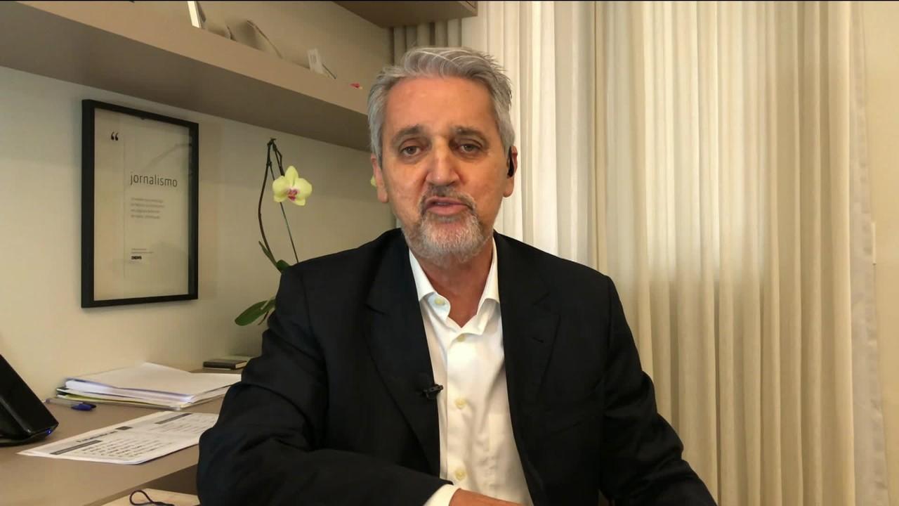 Valdo Cruz: 'Nessa eleição, o e-Título já é uma evolução'