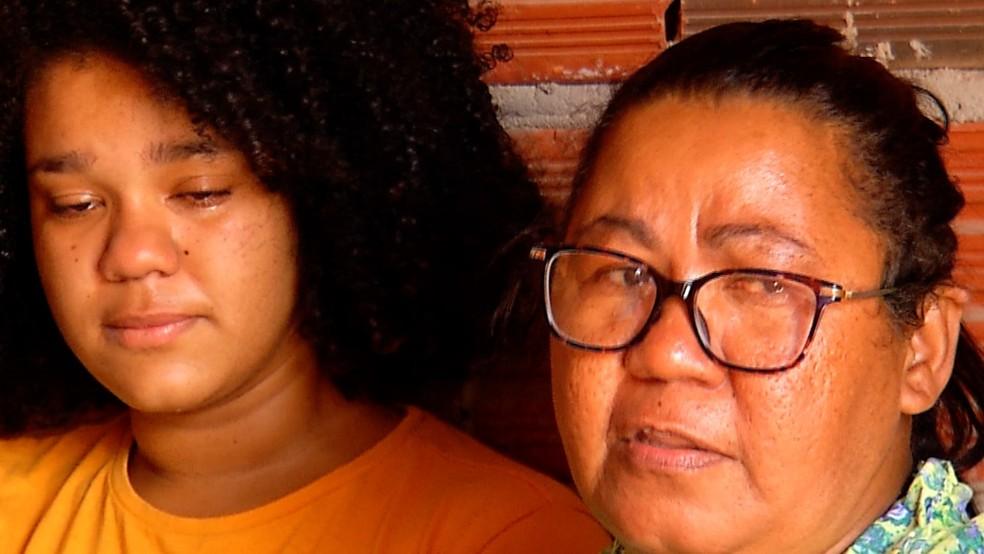 Rosângela do Nascimento é diarista — Foto: Cleíldo Azevedo/Inter TV Cabugi