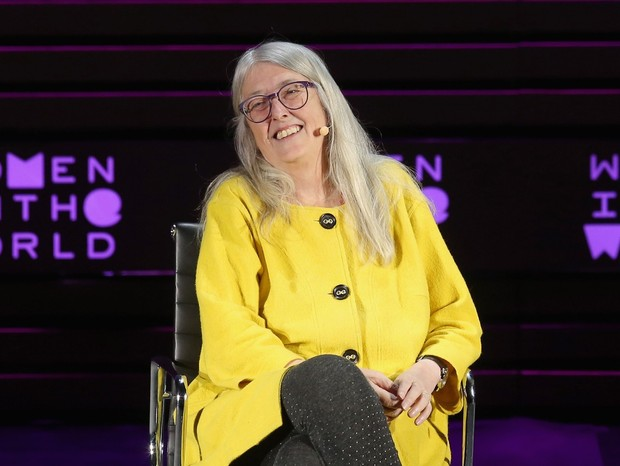 Mary Beard (Foto: Getty Images)