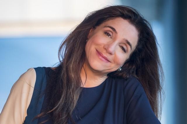 Marisa Orth está no ar no Multishow e prepara peça teatral (Foto: João Miguel Júnior/TV Globo)