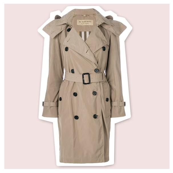 Trench coat da Burberry (Foto: Reprodução)