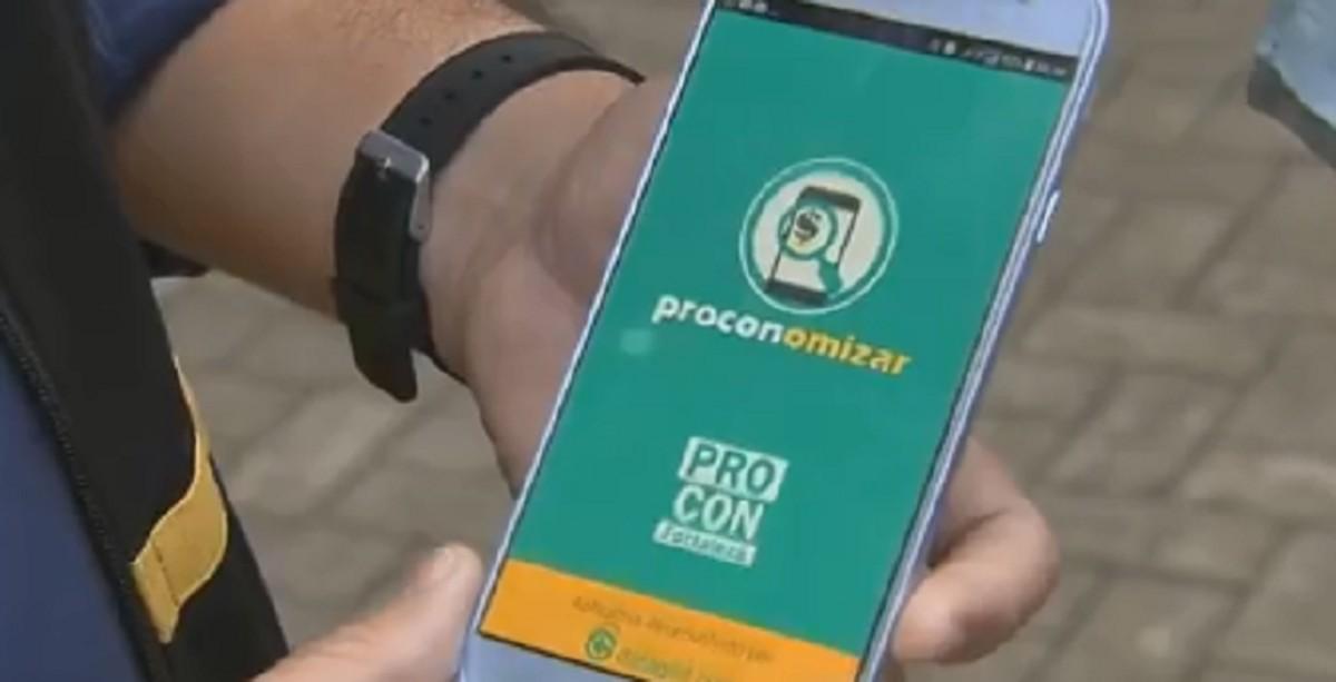 c35d1cc6238 Aplicativo do Procon Fortaleza compara preços de 60 produtos em  supermercados