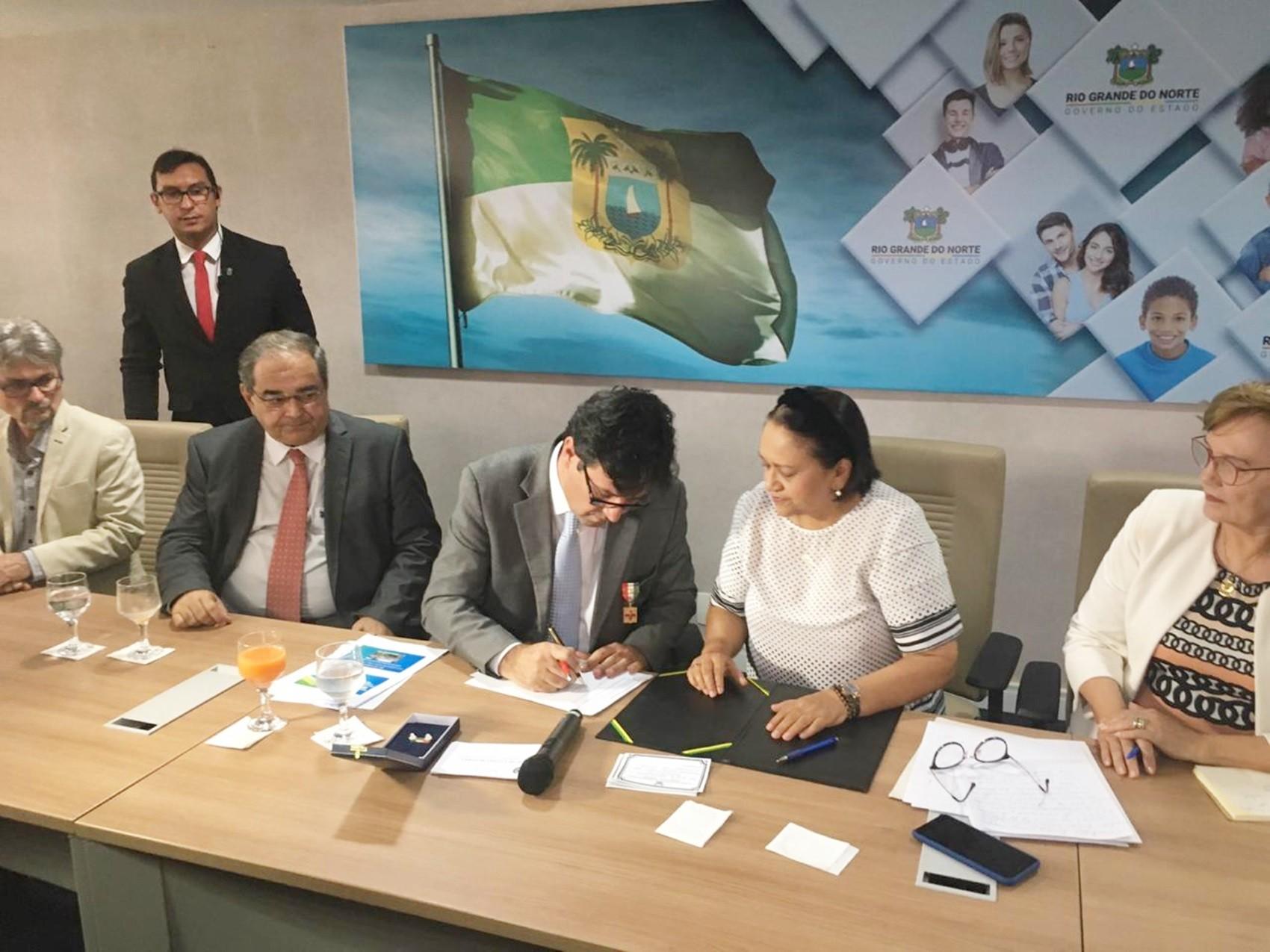 Em Natal, ministro da Saúde assina liberação de R$ 84,5 milhões para assistência hospitalar em 51 cidades do RN - Notícias - Plantão Diário
