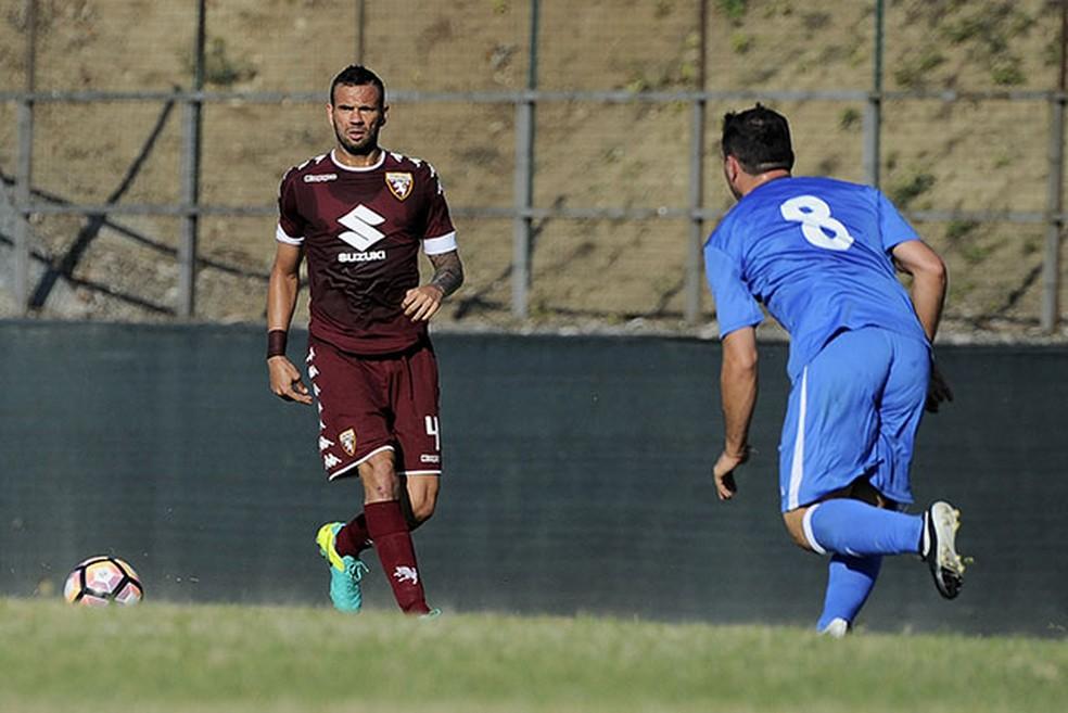 Leandro Castán jogou a última temporada pelo Torino (Foto: Divulgação)