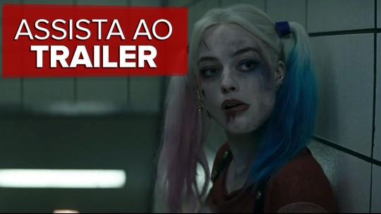 Jared Leto virou 'totalmente' Coringa em 'Esquadrão Suicida', diz Will Smith
